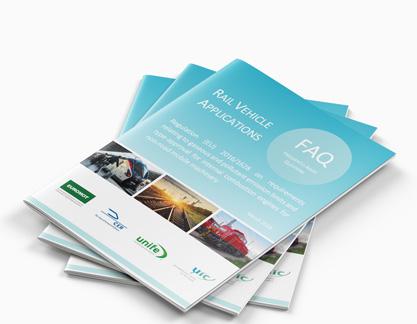 FAQ EU Regulation 2016/1628 – Rail Vehicle Applications
