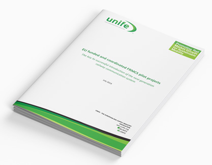 UNITEL Position Paper – EU funded and coordinated FRMCS pilot projects