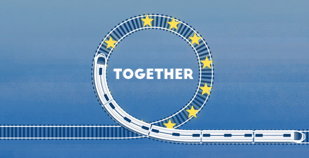 Together we will Make Rail the Driver of Europe's Green Future