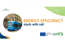 Getting on track: Rail and energy efficient solutions for the EU Green Deal