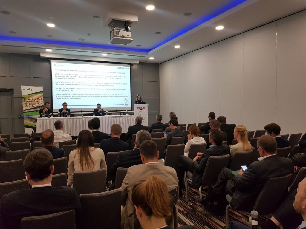 UNIFE General Assembly – UNIFE presiding board adopts the Dublin declaration on the crucial role of the European rail supply industry
