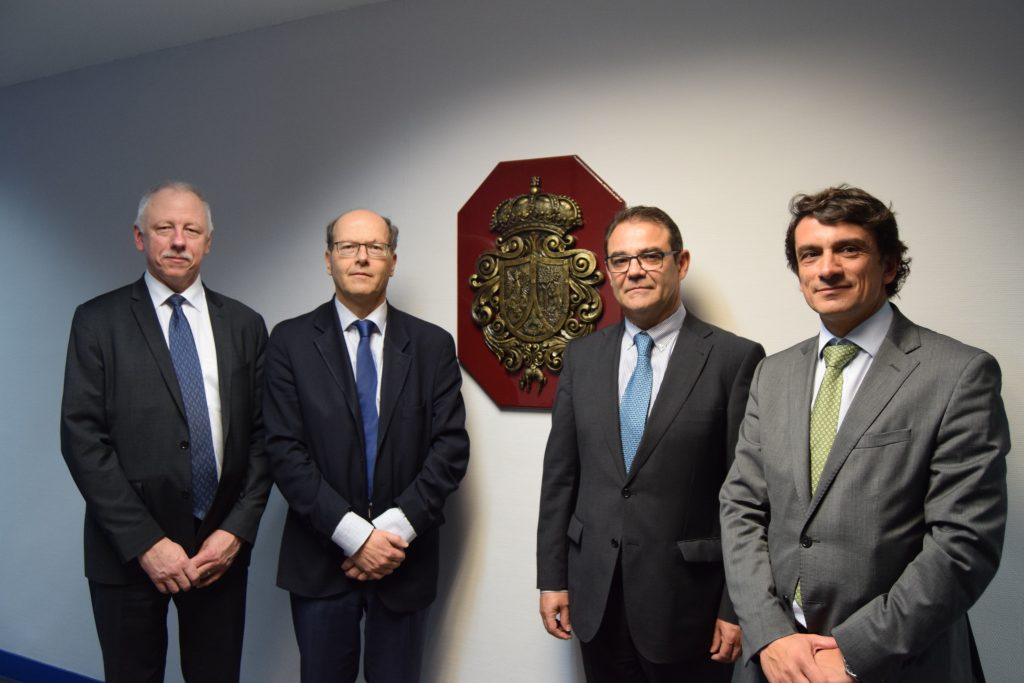 UNIFE and Metro Madrid signed a MOU on IRIS