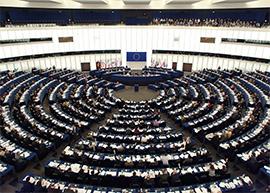 EUROPEAN PARLIAMENT VOTES TO BOLSTER EUROPEAN RAIL SUPPLY INDUSTRY