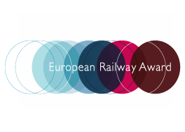ISABELLE DURANT AND ERIC FONTANEL RECEIVE THE 2016 EUROPEAN RAILWAY AWARD