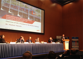 UNIFE PARTICIPATES IN EUROPEAN RAIL RESEARCH AND INNOVATION CONFERENCE IN PRAGUE