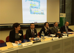 THE EUROPEAN COMMISSION, UNIFE AND CER HOST A SUCCESSFUL EUROPEAN RAIL FREIGHT DAYS EVENT