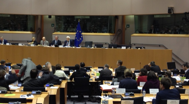 THE EUROPEAN PARLIAMENT INDUSTRY COMMITTEE ADOPTS ITS RESOLUTION ON THE COMPETITIVENESS OF THE EUROPEAN RAIL SUPPLY INDUSTRY
