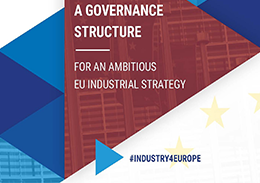 A governance structure for the next European Industrial Policy
