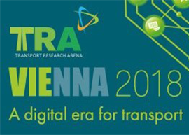 UNIFE will be present at the TRA2018 in Vienna