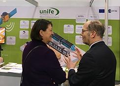 UNIFE participated in TRA 2018 in Vienna