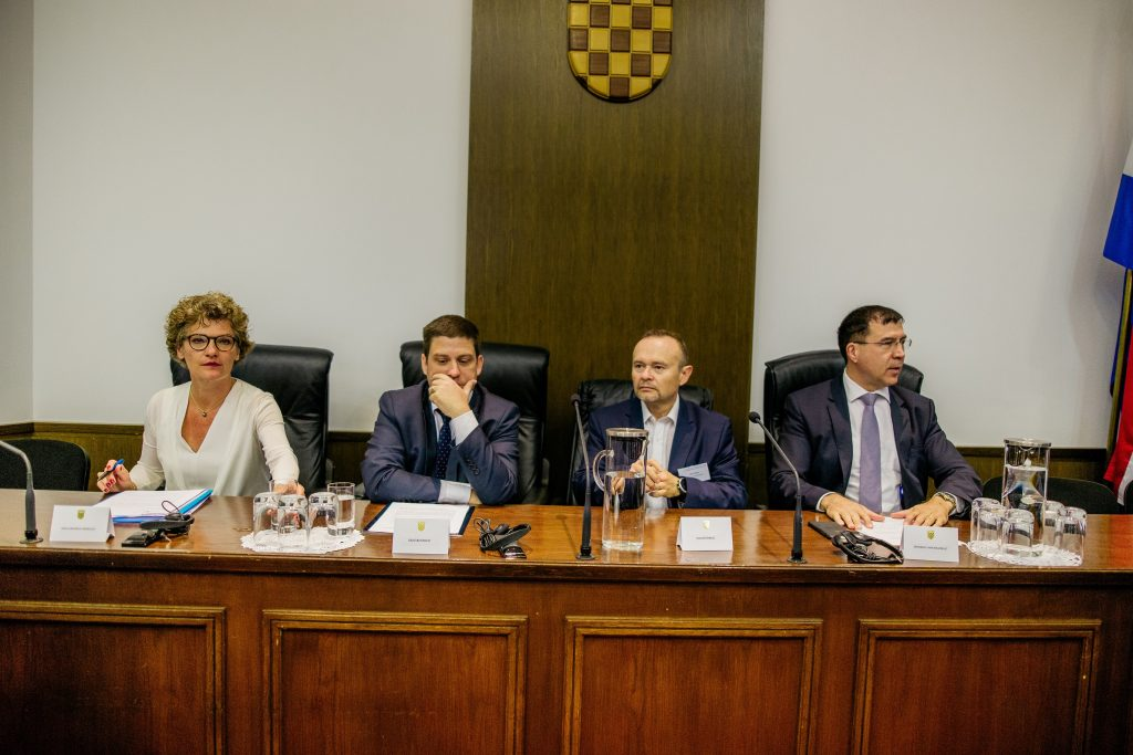 EU support for developing rail transport in Croatia – current opportunities and future perspectives