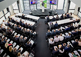2016 UNIFE GENERAL ASSEMBLY HELD IN AMSTERDAM