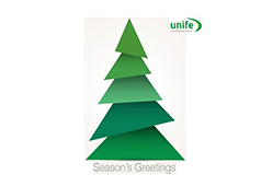 SEASON'S GREETINGS AND OUR BEST WISHES FOR 2015