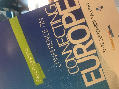 UNIFE at the connecting Europe conference in Tallinn