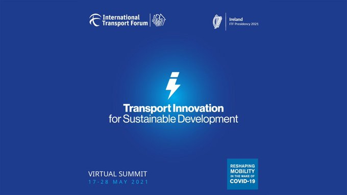 Sustainable Mobility only possible with rail at its backbone, says UNIFE at 2021 International Transport Forum