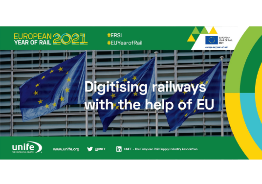 Boosting Railway Digitalisation thanks to EU research and innovation