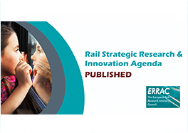 ERRAC releases Strategic Research & Innovation Agenda, defining new rail sector priorities