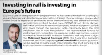 Investing in rail is investing in Rail's future (Railway PRO)